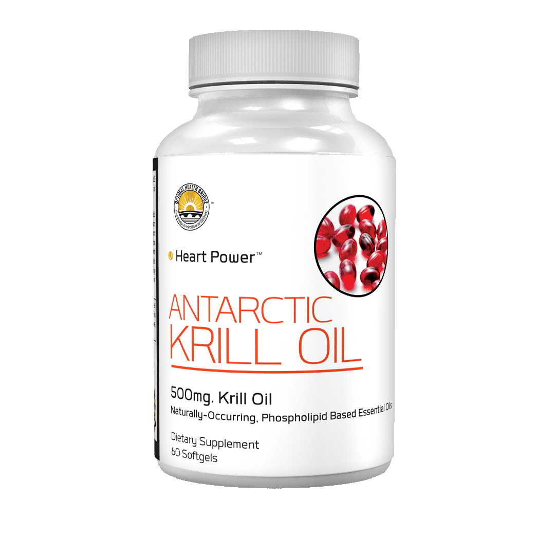 The omega 3 miracle report optimal health bridge true for Is krill oil better than fish oil