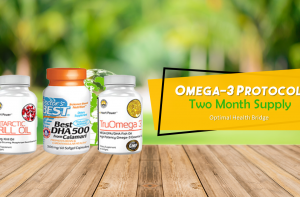 Omega-3-Protocol two month supply