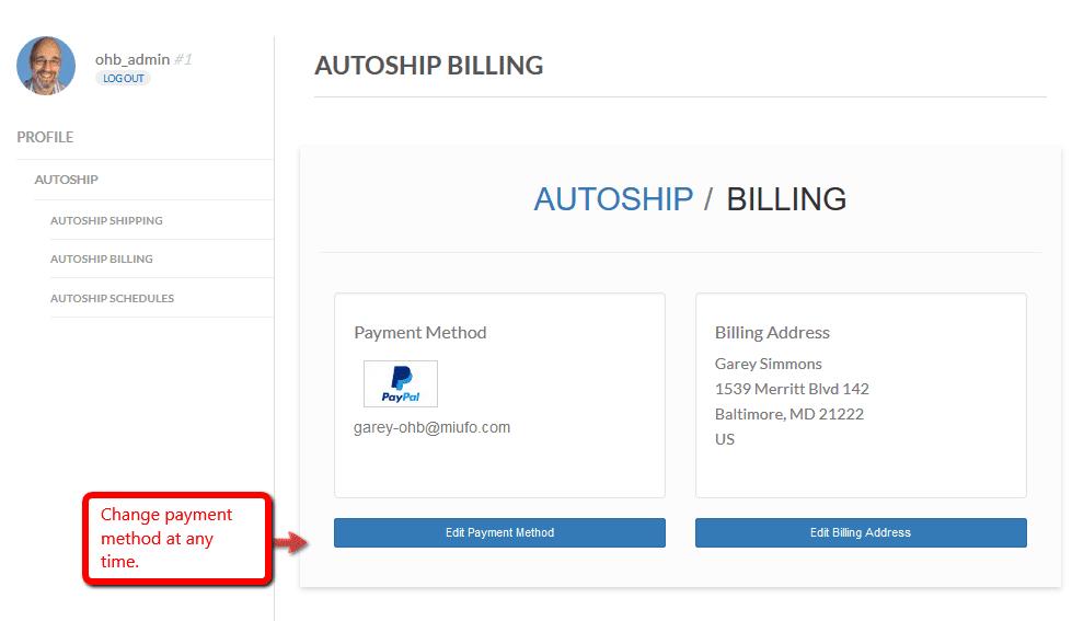 autoship-billing