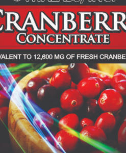 cranberry 12600 mg