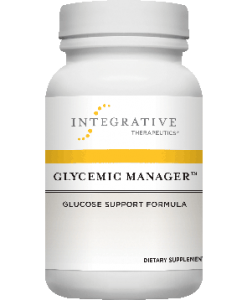 blood sugar support glycemic manager