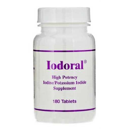 iodoral-180 or 240 tablets