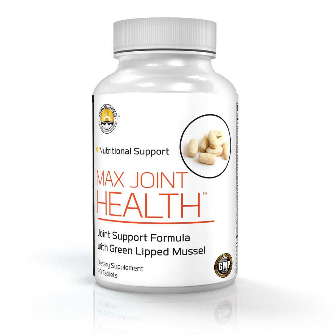max joint healh