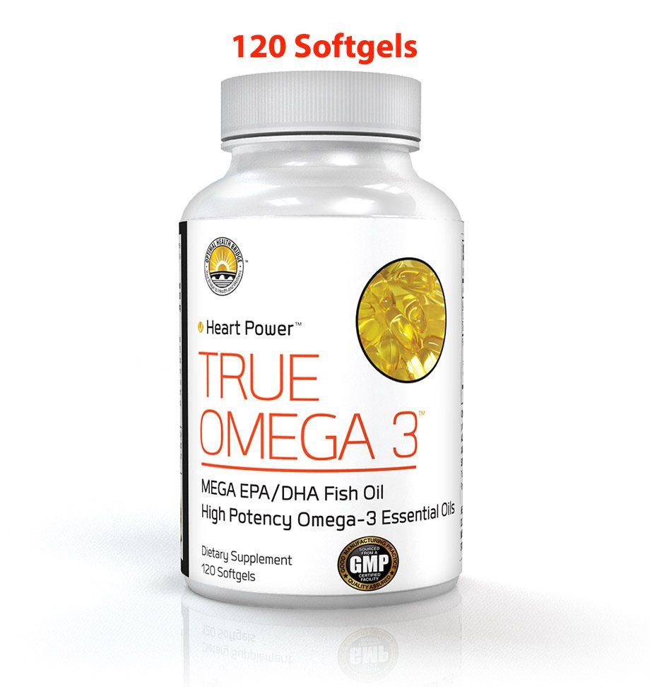 True Omega-3 120