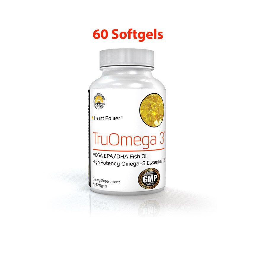True Omega-3 60