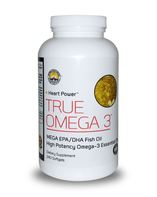 True Omega-3 240 capsules