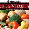 Life's Vitality - True Vitality Green Based Vitamins