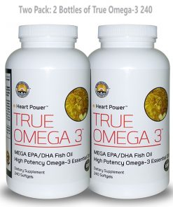 true omega-3 options