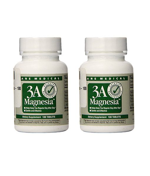 3A magnesia constipation Lane medical regularity