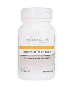 Integrative Therapeutics Cortisol Manager 90 Capsules