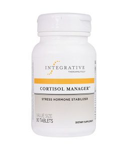 Integrative Therapeutics Cortisol Manager 90 Capsules
