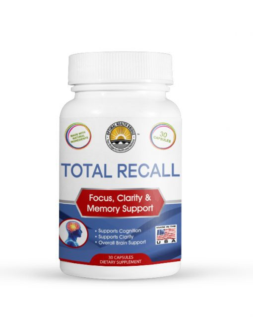 Total Recall helps memory
