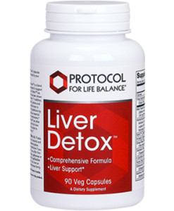 protocol for life balanace - liver detox
