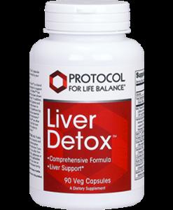 protocol for life balanace - liver detox