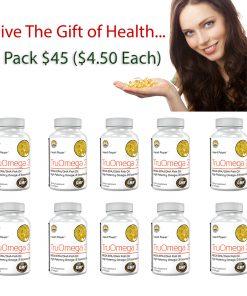 True Omega-3 Gift Pack - 10