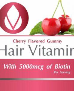 hair vitamin biotin