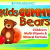Kids Gummy Bears Multi Vitamin and Mineral formula 90