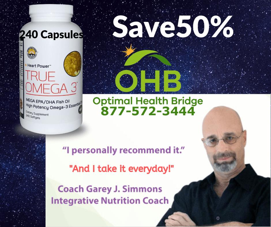 True Omega-3 Save