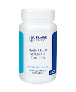Magnesium Glycinate Complex 100 vegcaps / Optimal Health Bridge