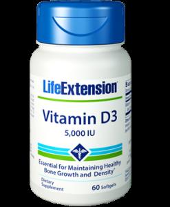 Life Extensions Vitamin D3