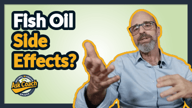 Side Effects of Fish Oil Does Fish Oil Thin The Blood