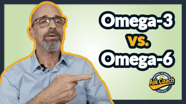 What's The Difference Between Omega-3 And Omega6