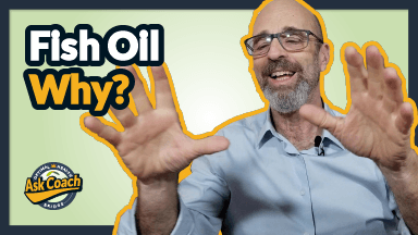 Why Should You Take Fish Oil